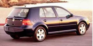 2000 Volkswagen Golf Photo