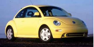 2000 Volkswagen New Beetle Photo