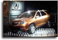 2000 Acura MD-X concept