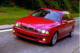 2000 BMW M5 Photo