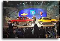 2000 Chevrolet Avalanche and Pontiac Aztek