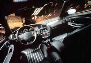 2000 Chevrolet Monte Carlo interior