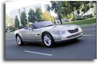 2000 Chrysler 300 Hemi concept