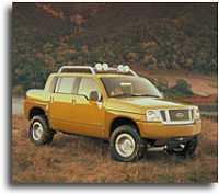 2000 Ford Equator concept
