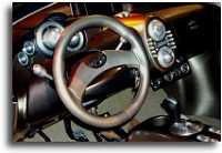 2000 Hyundai CrossTour concept interior