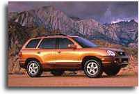 2000 hyundai Santa Fe concept