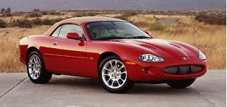 2000 Jaguar XK Photo
