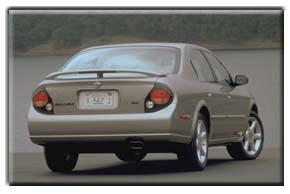 2000 Nissan Maxima 2