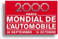 2000 Paris Auto Show logo