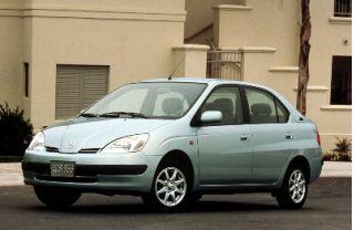 2000 Toyota Prius Photo