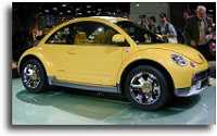 2000 volkswagen Dune beetle concept