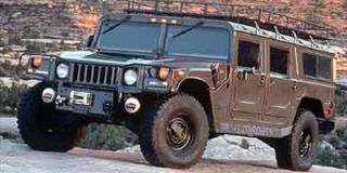 2001 AM General Hummer Photo