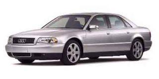 2001 Audi S8 Photo