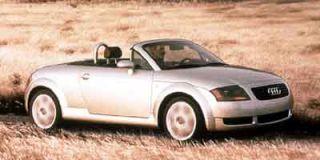 2001 Audi TT Photo
