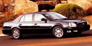 2001 Cadillac DeVille Photo