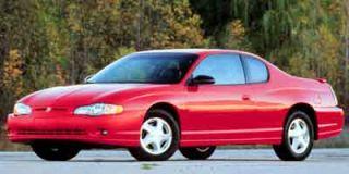 2001 Chevrolet Monte Carlo Photo