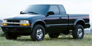 2001 Chevrolet S-10 Photo