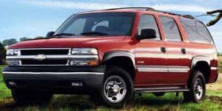 2001 Chevrolet Suburban Photo