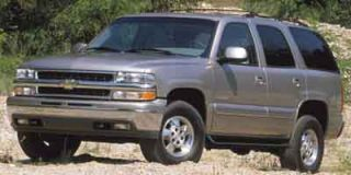 2001 Chevrolet Tahoe Photo