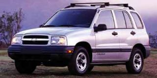 2001 Chevrolet Tracker Photo