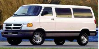 2001 Dodge Ram Wagon Photo