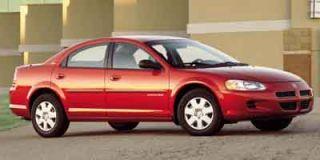 2001 Dodge Stratus Photo