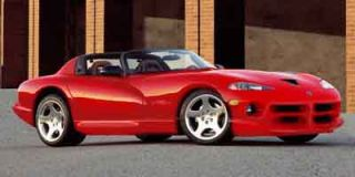 2001 Dodge Viper SRT Photo