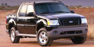 2001 Ford Explorer Sport Trac Photo