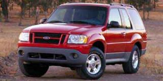 2001 Ford Explorer Sport Photo