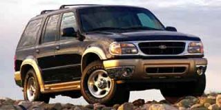 2001 Ford Explorer Photo