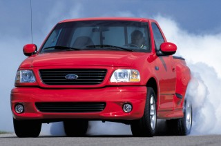 2001 Ford SVT F-150 Lightning