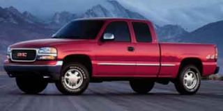 2001 GMC Sierra 1500 Photo