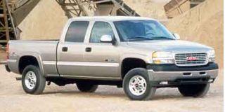 2001 GMC Sierra 2500HD SL