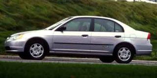 2001 Honda Civic Classic Photo