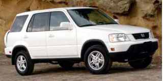 2001 Honda CR-V Photo