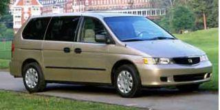 2001 Honda Odyssey Photo