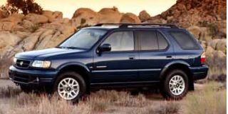 2001 Honda Passport Photo