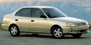 2001 Hyundai Accent Photo