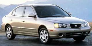 2001 Hyundai Elantra Photo