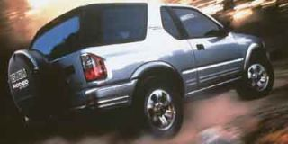 2001 Isuzu Rodeo Sport Photo