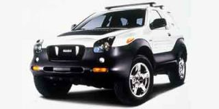 2001 Isuzu VehiCROSS Photo