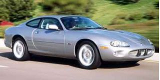 2001 Jaguar XK8 Supercharged