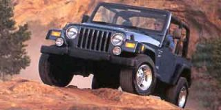 2001 Jeep Wrangler Photo