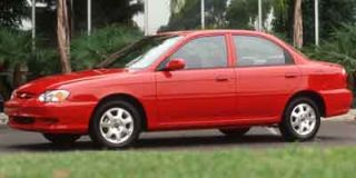 2001 Kia Sephia Photo