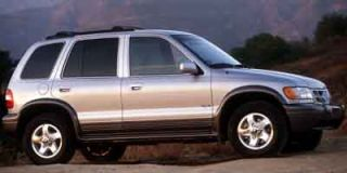 2001 Kia Sportage Photo