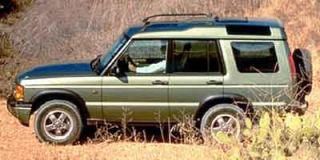 2001 Land Rover Discovery Series II Photo
