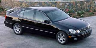 2001 Lexus GS 430 Photo