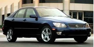 2001 Lexus IS 300 Photo