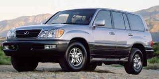 2001 Lexus LX 470 Photo