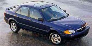 2001 Mazda Protege Photo